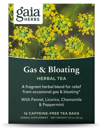 Zoom View - Gas & Bloating RapidRelief Herbal Tea