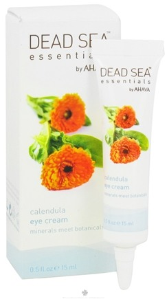 DROPPED: AHAVA - Dead Sea Essentials Eye Cream Calendula - 0.5 oz.