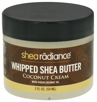 DROPPED: Shea Radiance - Whipped Shea Butter Coconut Cream - 2 oz.