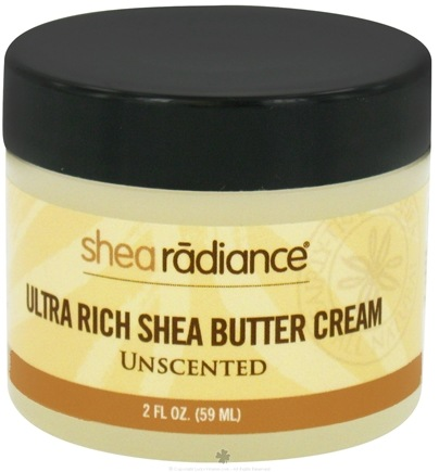 Zoom View - Ultra Rich Shea Butter Cream