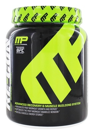 DROPPED: Muscle Pharm - Recon Advanced Recovery and Muscle Building System Watermelon - 2.64 lbs.