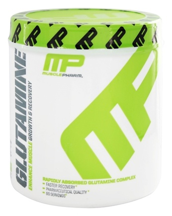 DROPPED: Muscle Pharm - Glutamine Rapidly Absorbed Glutamine Complex - 300 Grams