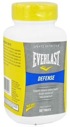 DROPPED: Everlast Sports Nutrition - Defense - 60 Tablet(s)