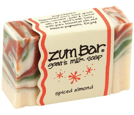 Zoom View - Mini Zum Bar Goats Milk Soap