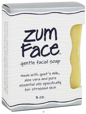 DROPPED: Indigo Wild - Zum Face Gentle Facial Soap - 3 oz. CLEARANCE PRICED