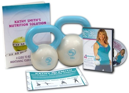 Stamina Products - Kathy Smith Kettlebell Solution 05-3005