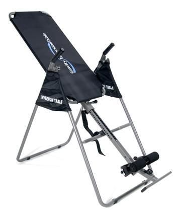 Zoom View - Gravity Inversion Therapy Table 55-1532A