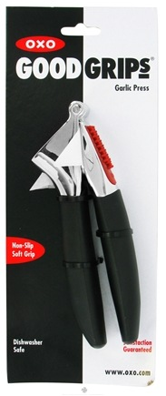 DROPPED: OXO - Good Grips Garlic Press - CLEARANCE PRICED