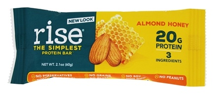 Zoom View - Rise Protein Bar