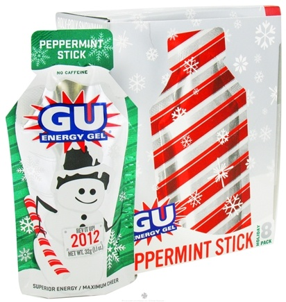 DROPPED: GU Energy - GU Energy Gel No Caffeine Added Peppermint Stick - 8 Pack(s)