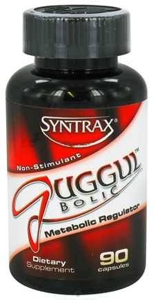 DROPPED: Syntrax - Guggulbolic Metabolic Regulator Non-Stimulant - 90 Capsules CLEARANCE PRICED