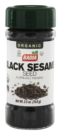 Zoom View - Organic Black Sesame Seed
