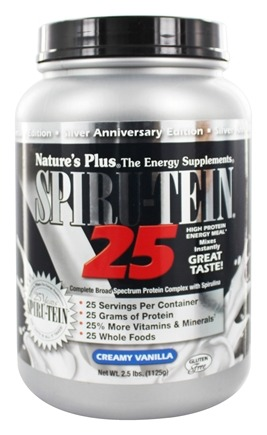 Zoom View - Spiru-Tein 25 High Protein Energy Meal