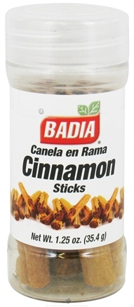 DROPPED: Badia - Cinnamon Sticks - 1.25 oz. CLEARANCE PRICED
