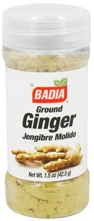 DROPPED: Badia - Ground Ginger - 1.5 oz. CLEARANCE PRICED