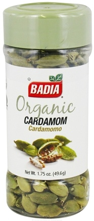 DROPPED: Badia - Organic Cardamom - 1.75 oz. CLEARANCE PRICED