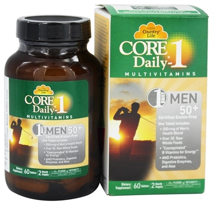 Zoom View - Core Daily 1 For Men 50+