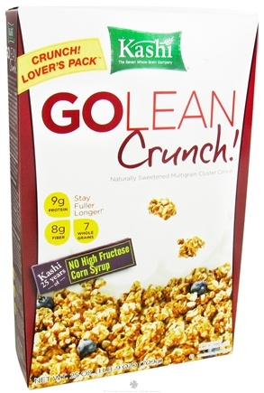 Zoom View - GoLean Crunch Cereal