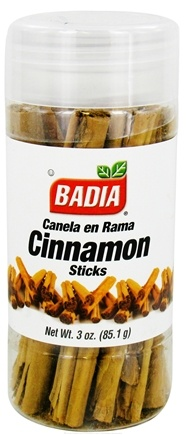 DROPPED: Badia - Cinnamon Sticks - 3 oz. CLEARANCE PRICED