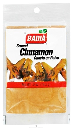 Zoom View - Ground Cinnamon