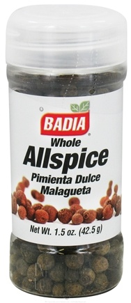 DROPPED: Badia - Whole Allspice - 1.5 oz. CLEARANCE PRICED