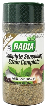 Badia - Complete Seasoning - 12 oz.