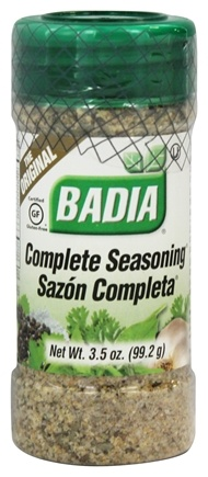 DROPPED: Badia - Complete Seasoning - 3.5 oz.