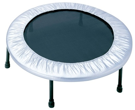 DROPPED: Stamina Products - 4-Way Folding Trampoline 35-1650E - 38 in.
