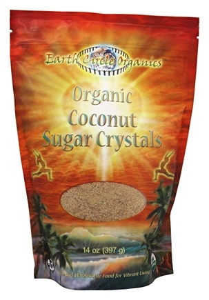 Zoom View - Coconut Sugar Crystals