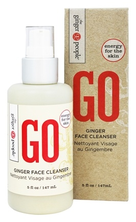 DROPPED: Ginger People - GO Ginger Face Cleanser - 5 oz.