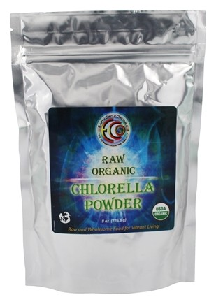 Zoom View - Chlorella Organic Powder
