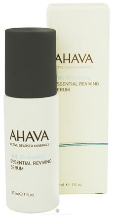 DROPPED: AHAVA - Time To Hydrate Essential Reviving Serum - 1 oz. CLEARANCE PRICED