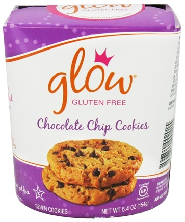 DROPPED: Glow Gluten Free - Chocolate Chip Cookie - 5.4 oz.