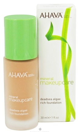 Zoom View - Mineral Makeup Care DeadSea Algae Rich Foundation