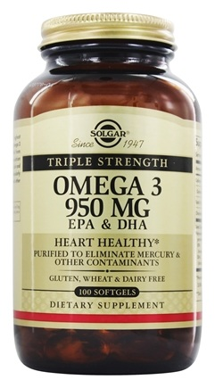 Zoom View - Triple Strength Omega 3 EPA & DHA