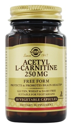Zoom View - Acetyl L-Carnitine Free Form