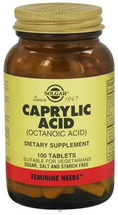 Zoom View - Caprylic Acid (Octanic Acid)