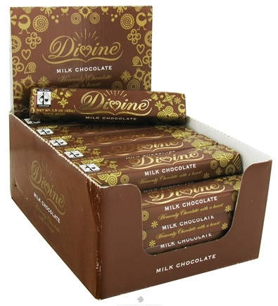 DROPPED: Divine - Milk Chocolate Bar - 1.5 oz. CLEARANCE PRICED