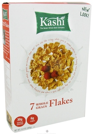 DROPPED: Kashi - 7 Whole Grain Cereal Flakes - 14.4 oz.