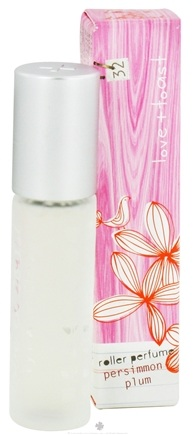 DROPPED: Love & Toast - Roller Perfume Persimmon Plum - 0.27 oz. CLEARANCE PRICED