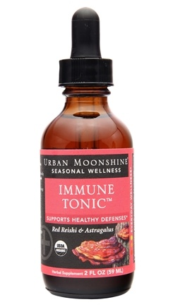 DROPPED: Urban Moonshine - Organic Immune Tonic - 2 oz. CLEARANCE PRICED