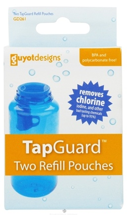 DROPPED: Guyot Designs - TapGuard Refill Pouches - 2 Pack CLEARANCE PRICED