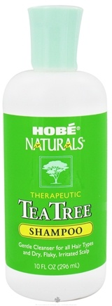 DROPPED: Hobe Labs - Therapeutic Tea Tree Shampoo - 10 oz. CLEARANCE PRICED