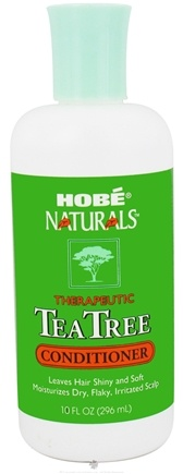 DROPPED: Hobe Labs - Therapeutic Tea Tree Conditioner - 10 oz. CLEARANCE PRICED