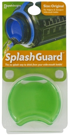 DROPPED: Guyot Designs - SplashGuard Original Size Lime Green - CLEARANCE PRICED