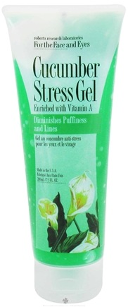 Zoom View - Cucumber Stress Gel Enriched with Vitamin A