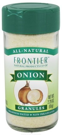 Zoom View - Onion Granules All-Natural