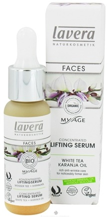 DROPPED: Lavera - MyAge Concentrated Lifting Serum White Tea Karanja Oil - 0.85 oz. CLEARANCE PRICED