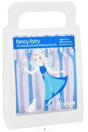 DROPPED: Luna Star - Fancy Fairy All-Natural Mineral Makeup Play Kit for Kids - CLEARANCE PRICED