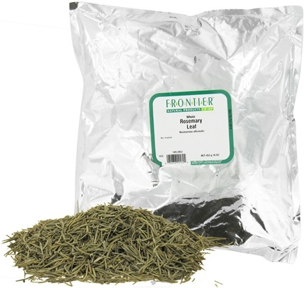 DROPPED: Frontier Natural Products - Rosemary Leaf Whole - 1 lb. CLEARANCE PRICED